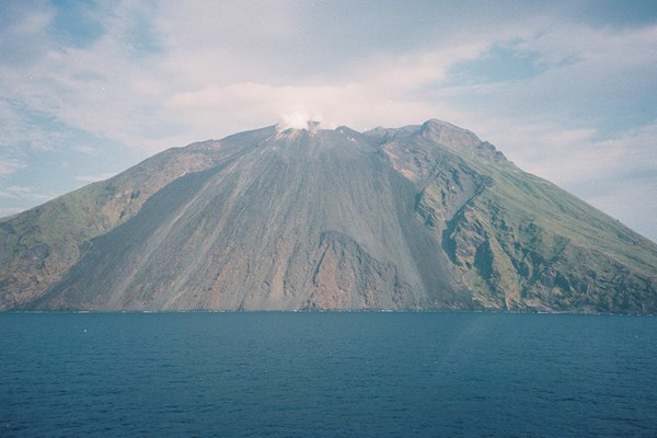 The Volcano That Stopped the World