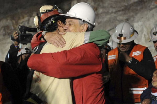Buried Alive: Chile Mine Rescue