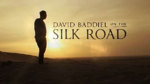 David Baddiel on the Silk Road